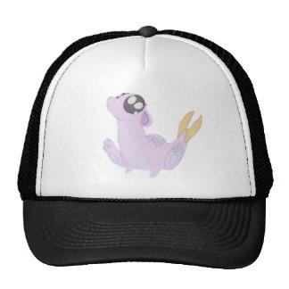 Pink Dawgon Trucker Hat