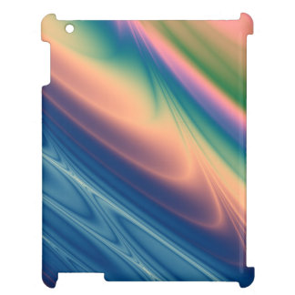 Pink Dawn Fractal Expression Case For The iPad
