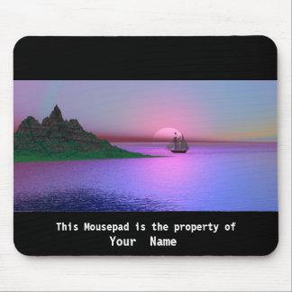 Pink Dawn Mousepad Mousepads