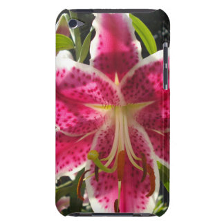 Pink Day Lily iPod Touch Case-Mate Case