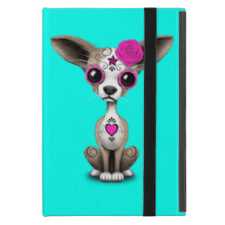 Powis iCase iPad Mini Case with Kickstand with Chihuahua Phone Cases design