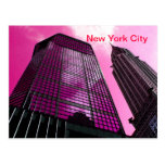 Pink Days Postcard