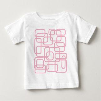 Pink decorative design baby T-Shirt