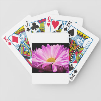 Pink Delight Bicycle Playing Cards