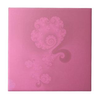 Pink Delight tile