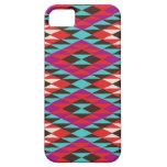 Pink Desert Native American Pattern iPhone4 case iPhone 5 Case