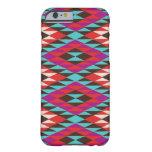 Pink Desert Native American Pattern iPhone 6 case