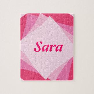 Pink Design Puzzle