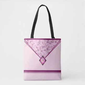Pink Designer Fashion Bag