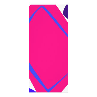 Pink Diamond Custom Rack Card