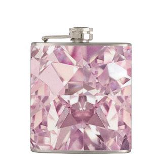 Pink Diamond Flask