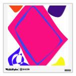 Pink Diamond Wall Graphics