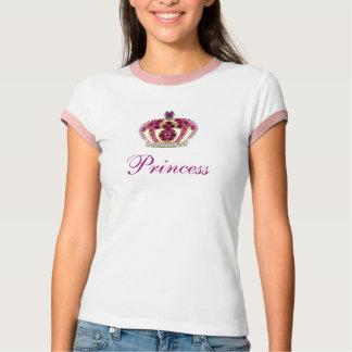 Pink Diamonds Princess Crown T-Shirt