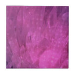 pink diamonds tile