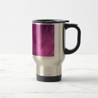 pink diamonds travel mug