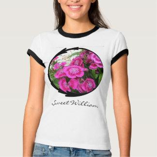 Pink Dianthus/Sweet William T-Shirt