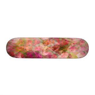 Pink Display Skateboard Deck