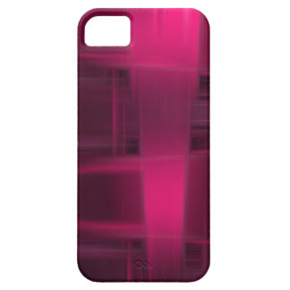Pink Distortion iPhone SE/5/5s Case