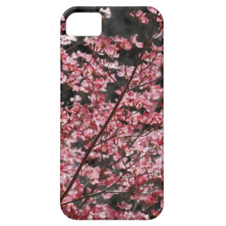 Pink Dogwood Blooms iPhone SE/5/5s Case