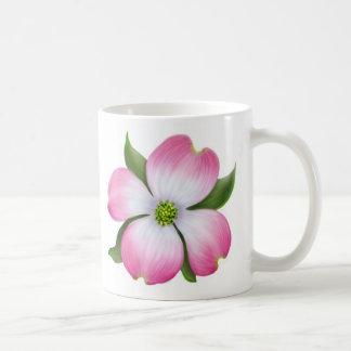 Pink Dogwood Blossom Mug