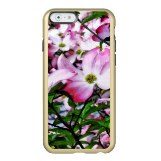 Pink Dogwood Blossoms Incipio Feather® Shine iPhone 6 Case