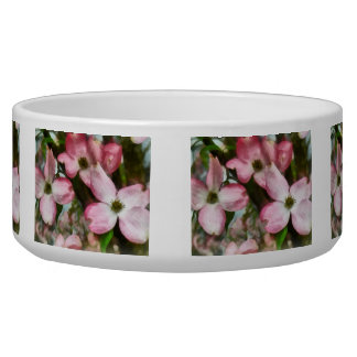 Pink Dogwood Closeup Bowl