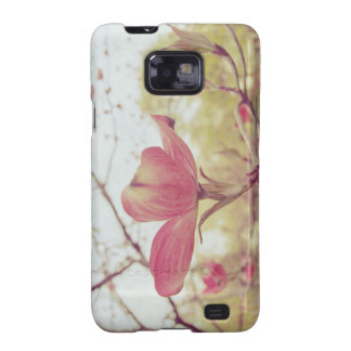 Pink Dogwood Flower Galaxy SII Covers