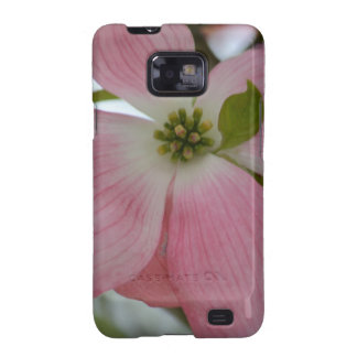 Pink Dogwood Flower Galaxy S2 Cover