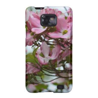 Pink Dogwood Flowers Galaxy SII Cover