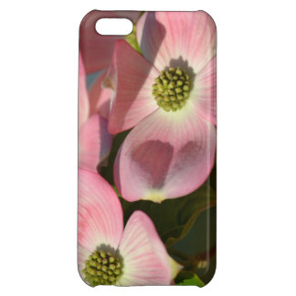 Pink Dogwood Flowers Case For iPhone 5C