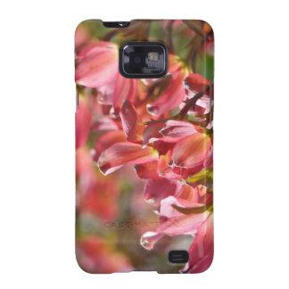 Pink Dogwood Flowers Samsun Galaxy case custom Samsung Galaxy Covers