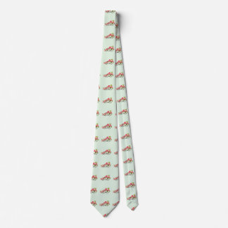 Pink Dogwood Neck Tie