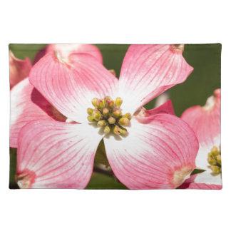 Pink Dogwood Placemats