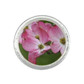Pink Dogwood Ring