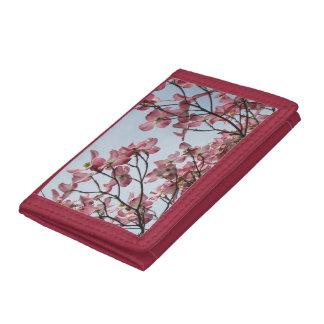 Pink Dogwood Wallet