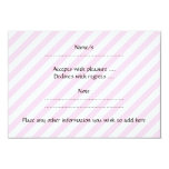 """Pink Dolphins. 3.5"""" X 5"""" Invitation Card"""