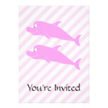 Pink Dolphins. Announcement