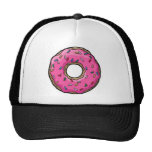 PINK DONUT MESH HAT