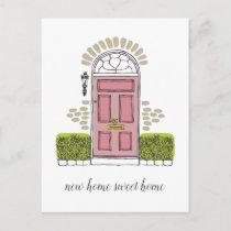 Pink Door Moving Announcement