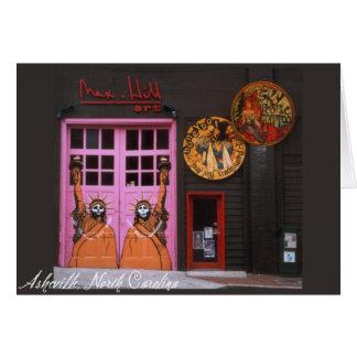 Pink Doors Card