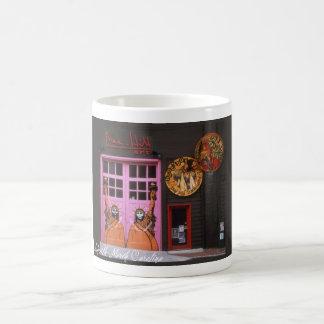 Pink Doors Coffee Mug