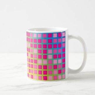 Pink Dots Coffee Mug