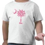 Pink Dots Palmetto Tee Shirt