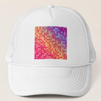 Pink Dots Trucker Hat