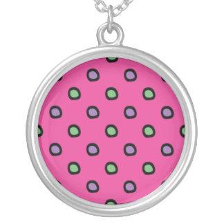 Pink Dotty Necklace