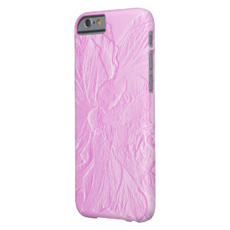 Pink double hibiscus barely there iPhone 6 case