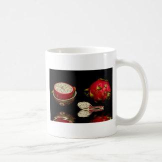 Pink Dragon Fruit Coffee Mug
