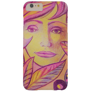 Pink Dream - Face Barely There iPhone 6 Plus Case