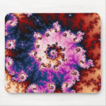 Pink Dream - Fractal Mousepad