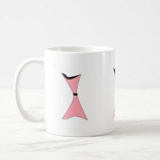 pink dress, pink dress, pink dress coffee mug